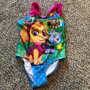 Other - Paw patrol swim suit